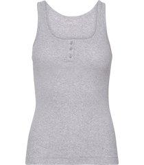 tops top grå esprit bodywear women