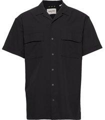 jcomono shirt ss worker kortärmad skjorta svart jack & j s