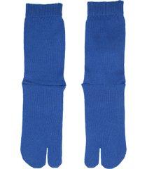 maison margiela short socks