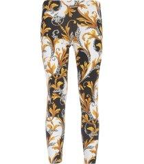 -barokke gedrukt leggings