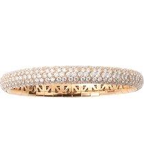 universo diamond pave bracelet