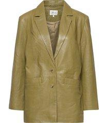 naloagz blazer ao20 blazers over d blazers groen gestuz