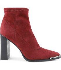 anlico block-heel booties