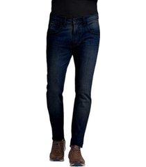 calça buckman jeans filigrama bordado masculina