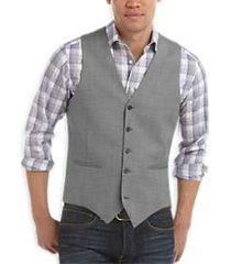 egara sharkskin slim fit suit separates vest