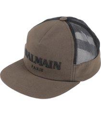 balmain hats