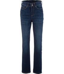 jeans push up elasticizzato dritto (blu) - bpc bonprix collection