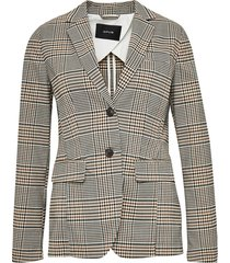 opus blazer jalinka mixed check
