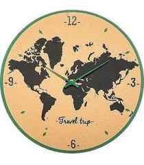 zegar ścienny travel