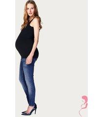 noppies zwangerschapstop positietop amsterdam naadloos zwart