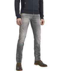 jeans nightflight slim fit grijs