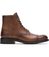 wolverine men's blvd cap toe tan, size 14