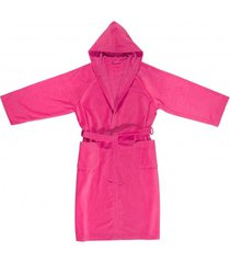 jorzolino badjas hooded hot pink-xl