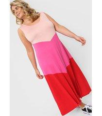 vestido rosa vindaloo eva
