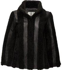 vatan jacket ye16 leren jack leren jas zwart gestuz
