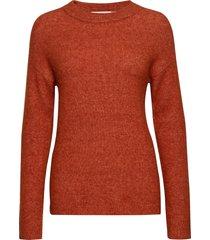 papinaiw ck pullover gebreide trui oranje inwear