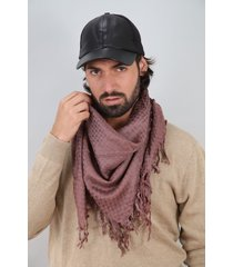 pañuelo marrón spiga 31