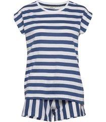 pyjamas pyjamas blå esprit bodywear women