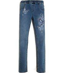 jeans knit denim jeggings pants denim guess