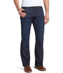 men's 7 for all mankind brett bootcut jeans, size 32 - blue