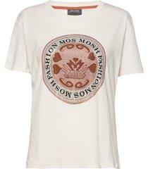 leah ss tee t-shirts & tops short-sleeved vit mos mosh