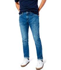 jean sullivan color siete para hombre - azul