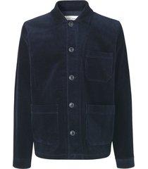 worker jacket - m20105201-sky