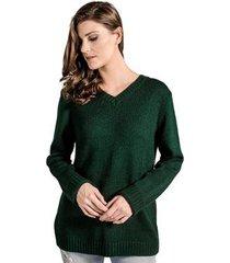 blusa tricot winthrop