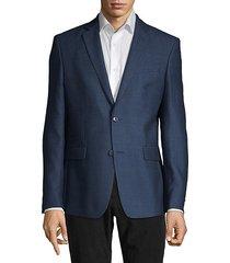 textured sport jacket