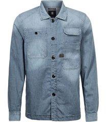 multipocket straight shirt