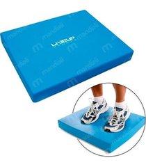 almofada de equilibrio liveup ls3583 balance pad para exercicios