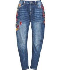 straight jeans desigual luisiana