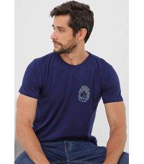 camiseta billabong beyond azul-marinho - azul marinho - masculino - dafiti