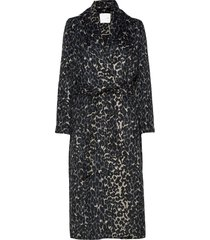 hay coat leo outerwear faux fur multi/patroon storm & marie