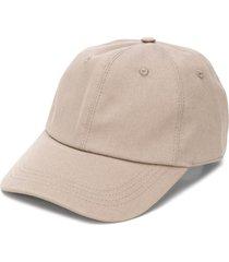 eleventy stitched baseball cap - neutrals