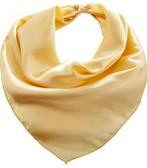 pañuelo dorado bohemia liso