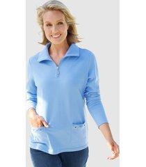 sweatshirt paola blauw
