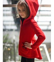 bluza czerwony kapturek