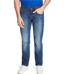 jeanss denton pelzer blue azul tommy hilfiger