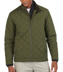 barbour men's korrin quilted jacket