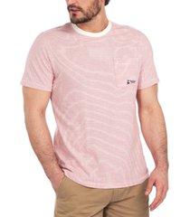 barbour men's creswell pocket cotton t-shirt
