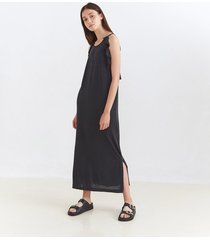 vestido negro desiderata aruba