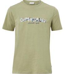 t-shirt copenhagen embroidery tee s/s