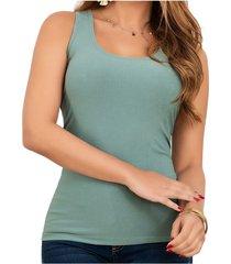 blusa atletica azul para mujer croydon