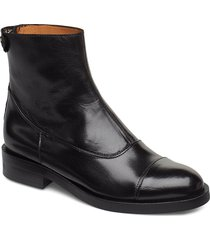 boots 3542 shoes boots ankle boots ankle boot - flat svart billi bi