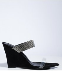 akira cape robbin happy feelin wedge sandal