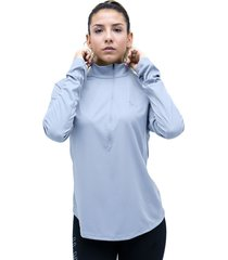 buzos gris under armour buzo speed stride half zip