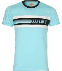 hensen t-shirt - slim fit - lichtblauw