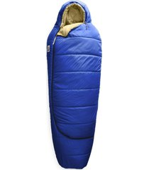 saco de dormir eco trail synth -7c azul the north face