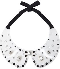 red valentino party ballet necklace